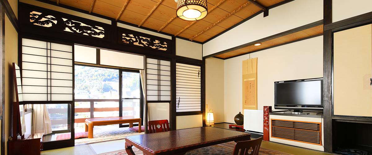 야마비코 일본식 다다미 8장 객실